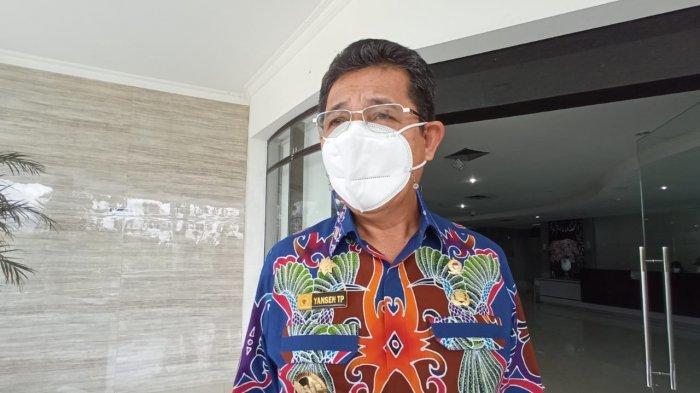Serapan Belanja Pemprov Masih Rendah, Wagub Kaltara Yansen Tipa Padan Ungkap Penyebabnya