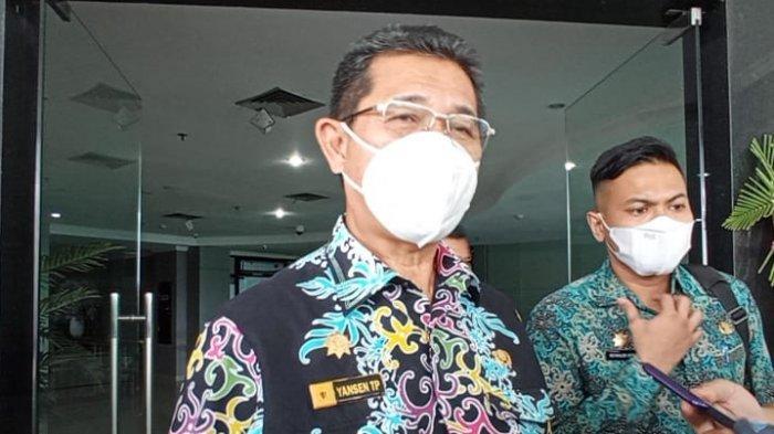 Singgung DOB, Wakil Gubernur Kaltara Yansen TP Sebut Tanjung Selor Ibu Kota Provinsi Harus jadi Kota