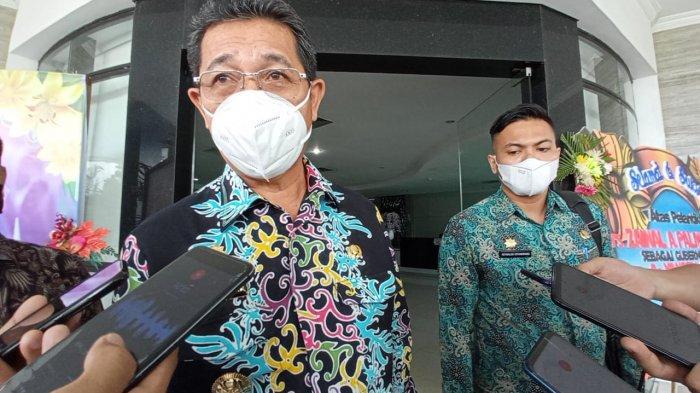 Bukan tak Mungkin, Wakil Gubernur Kaltara Yansen Tipa Padan Buka Suara Terkait Daerah Otonomi Baru
