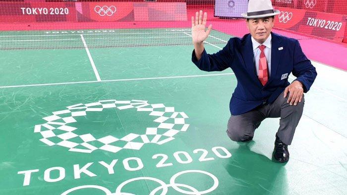 Tak cuma Greysia Polii/Apriyani Rahayu, Sosok Wahyana Ikut Harumkan Indonesia di Olimpiade Tokyo