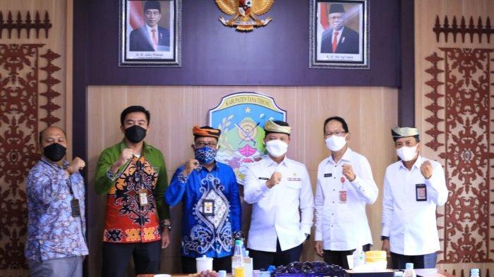 Soal Penarikan Pajak, Bupati Kabupaten Tana Tidung Ibrahim Ali akan Fokus ke Sarang Walet