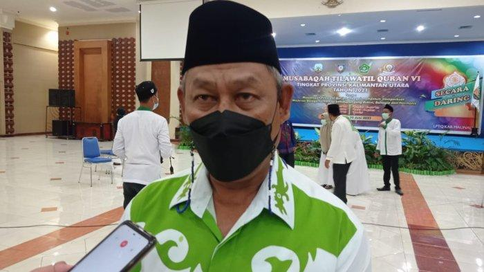 Bentuk Generasi Muda Muslim di Malinau, Wakil Bupati Jakaria Usulkan Penguatan Ikatan Remaja Masjid