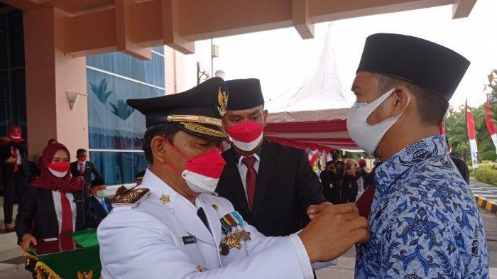 3 PNS Nunukan Peroleh Penghargaan Satyalancana Karya Satya dari Presiden, Ini Reaksi Kepala BKPSDM