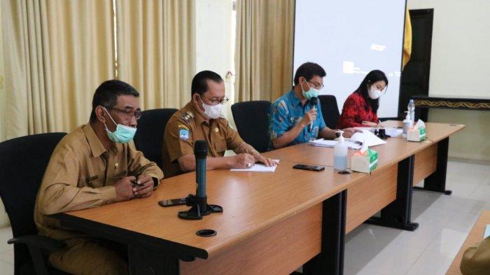Pemeriksaan Terperinci LKPD Kabupaten Tana Tidung, Wabup KTT Hendrik Harap Pemkab Raih Predikat WTP
