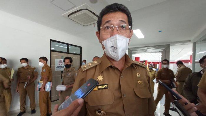 Pengadaan Barang dan Jasa Dihentikan, Wagub Kaltara Yansen TP Beber Sektor yang Menjadi Prioritas