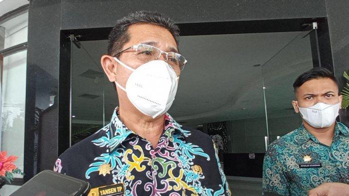Wakil Gubernur Kaltara Yansen Tipa Padan Ungkap Jabatan Pimpinan Tinggi Pratama Akan Diseleksi Ulang