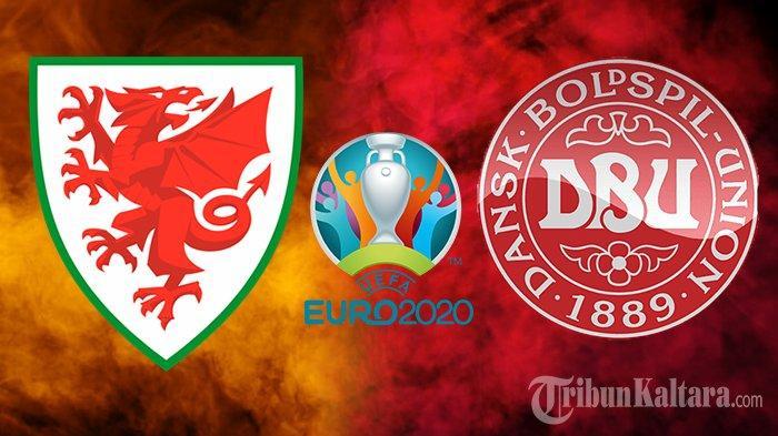 Berlangsung Live Streaming Wales vs Denmark di Euro 2020, Tonton di Mola TV, Skor 0-0