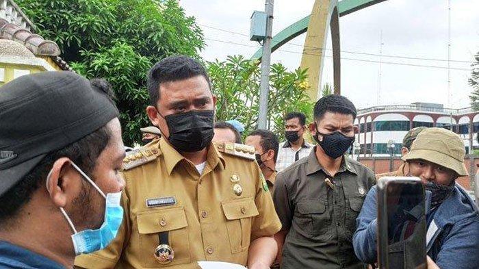 Heboh Pengawal Bobby Nasution Usir Wartawan, Menantu Jokowi Ramai Dikecam, Dianggap Arogan