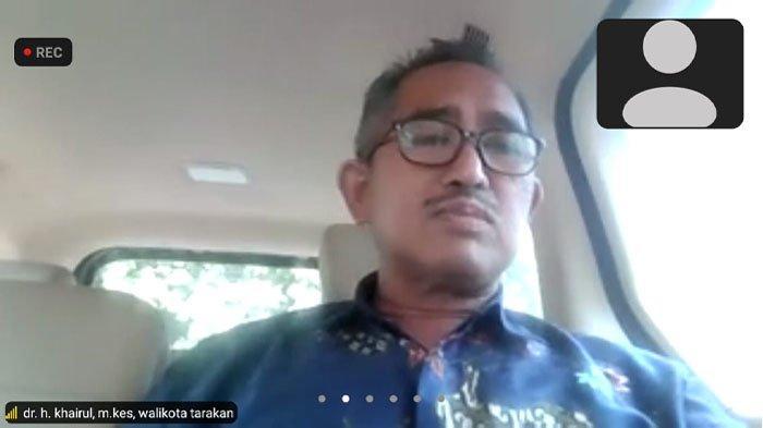 Pandemi Covid-19, Wali Kota Tarakan dr Khairul Fokus Penanganan Kesehatan dan Pemulihan Ekonomi
