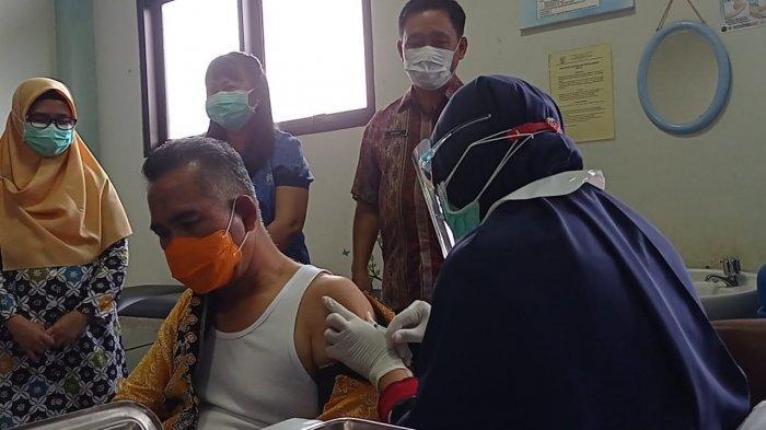 Wali Kota Tarakan dr Khairul Tidak Ikut Vaksinasi Covid-19 Perdana, Ternyata Ini Alasannya