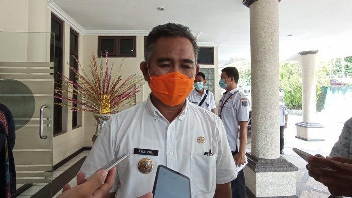 Progres Vaksinasi Nakes, Ketua Gugus Tugas Covid-19 Tarakan dr Khairul Sebut Baru 45 Persen