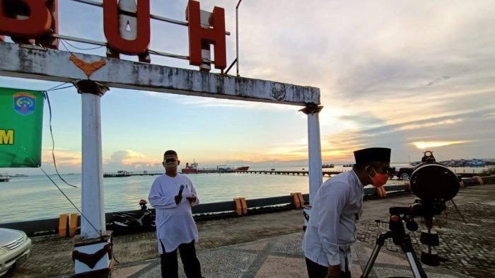 Penentuan Idul Fitri, Hilal tak Tampak Besok Tetap Puasa, Wali Kota Tarakan: Panasi Buras Kembali!
