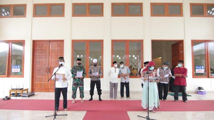 Tim Satgas Covid-19 Balikpapan Temukan Klaster Minimarket di Graha Indah, 5 Orang Positif