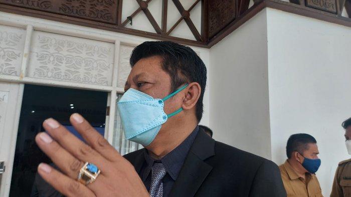 Lima Wilayah Masuk Zona Merah, Walikota Bontang Basri Rase Batalkan Pembelajaran Tatap Muka