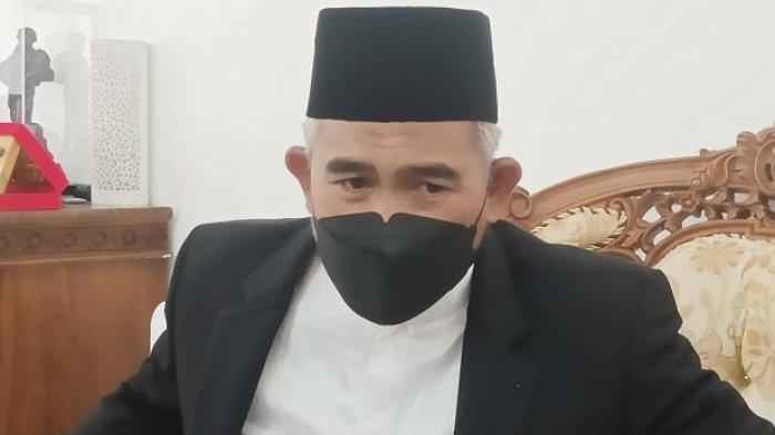 Menjadi Penceramah di Masjid Ar-Rahman, Wali Kota Khairul Ajak Jemaah Berdoa Dibarengi Jaga Prokes