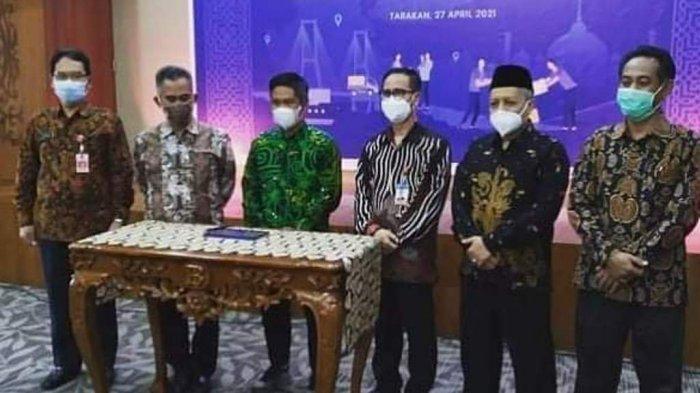 Wali Kota Tarakan Sepakati Kerja Sama dengan Perusahaan dari Jawa Timur untuk Pemenuhan Telur Ayam