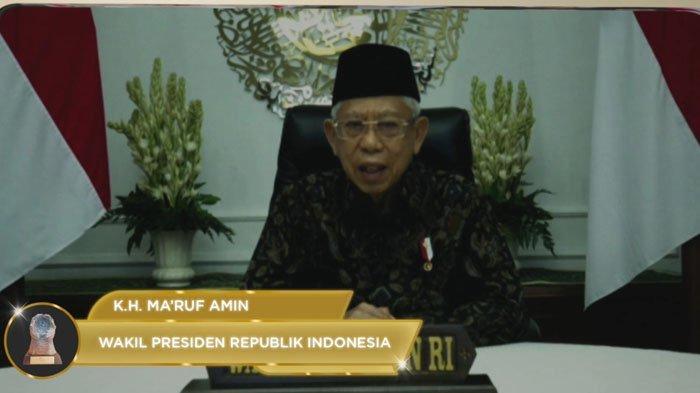Wapres Ma'ruf Amin: Pemerintah Prioritaskan Perlindungan Program Jamsostek Non-ASN & Pekerja Rentan