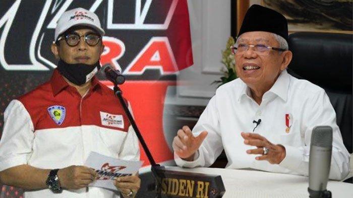 Jejak Karir Rapsel Ali, Menantu Wapres Maruf Amin Asal Selayar Sulsel, Diisukan Jadi Menteri Jokowi