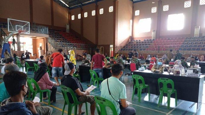 Pasokan Terbatas, Warga Nunukan yang Tak Dapat Vaksin Terpaksa Pulang, Dinkes: Hanya 240 Vial