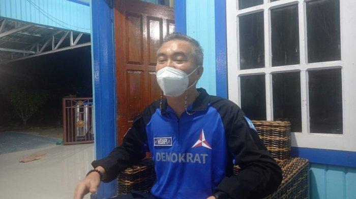 Kemenkumham Tolak KLB Moeldoko, Ketua Demokrat Malinau Sudah Prediksi, Wempi: Tak Pantas Disebut KLB