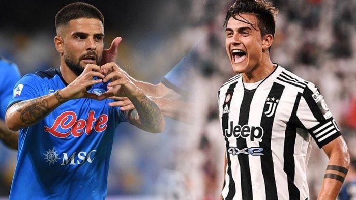 Jadwal Liga Italia Napoli vs Juventus Terancam Batal Digelar, Buntut Paulo Dybala dkk Terlambat