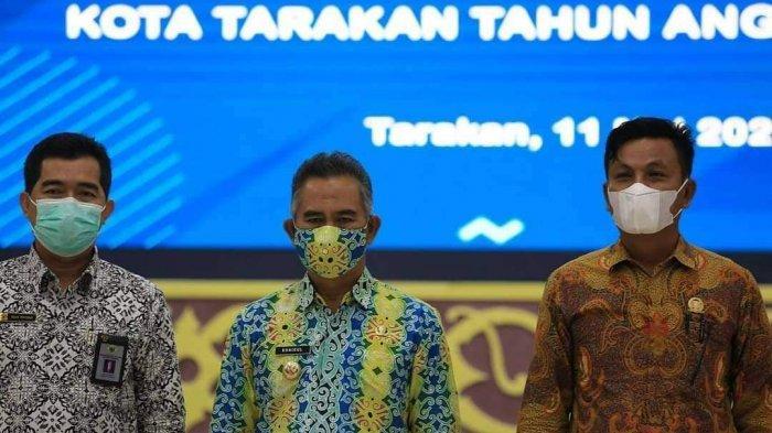 Pemkot Tarakan kembali menerima opini tertinggi yaitu Wajar Tanpa Pengecualian (WTP) dari Badan Pemeriksa Keuangan Republik Indonesia (BPK-RI).
