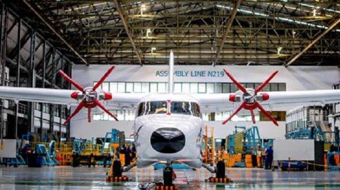 Spesifikasi Pesawat N219 Nurtanio Buatan Indonesia, Bakal Dipakai untuk Jangkau Daerah Terpencil