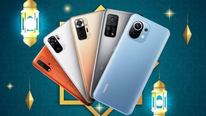 UPDATE Harga HP Xiaomi Bulan Juni 2021: Redmi Note 9 Mulai Rp 2 Jutaan hingga Poco X3 Pro