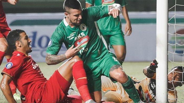 Hasil Liga 1 PSS vs Persija, Macan Kemayoran Gagal Ikuti Jejak Persib, Ditahan Imbang Elang Jawa