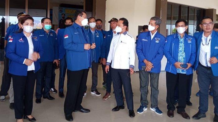 Kemenkumham Tolak KLB Kubu Moeldoko, Ketua DPD Demokrat Kaltara Yansen TP Sebut AHY Jenderal Rakyat