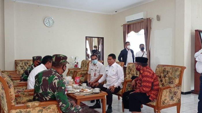 Tiba di Tarakan, Gubernur Kaltara Zainal Paliwang Singgung Aset Daerah hingga Penanganan Covid-19
