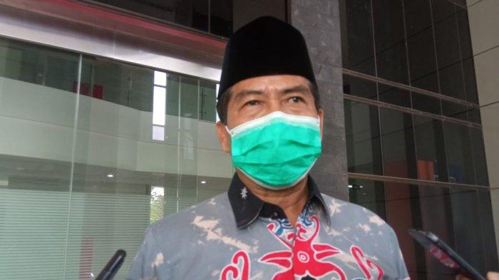 BREAKING NEWS Gubernur Kaltara Zainal Arifin Paliwang Positif Covid-19, Isolasi Mandiri di Rujab