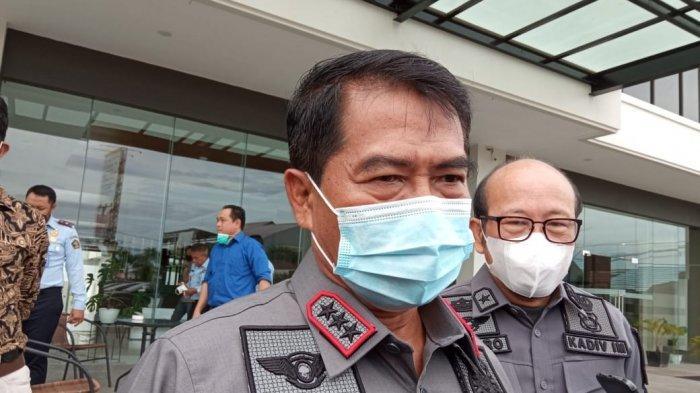 Gubernur Kaltara, Zainal Paliwang ( TRIBUNKALTARA.COM / MAULANA ILHAMI FAWDI )