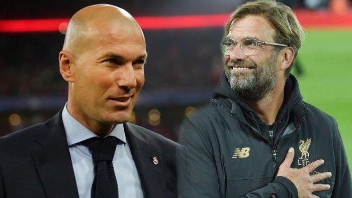Real Madrid vs Liverpool di Liga Champions, Zidane Ogah Paksa Mainkan Hazard, Klopp Siapkan Jota