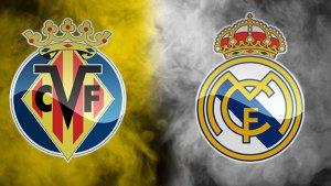 Real Madrid Villarreal Live