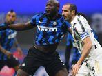 Hasil Liga Italia, Juventus Tumbang, Cristiano Ronaldo Geleng Kepala, Inter Milan Ancam AC Milan