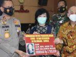 Sumbangan Rp 2 Triliun Pengusaha Palembang Ternyata Prank, Anak Akidi Tio Ditangkap Polisi