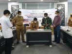 Gubernur Kaltara Terima Bantuan Oxygen Concentrator dari Tanoto Foundatian-PT Adindo
