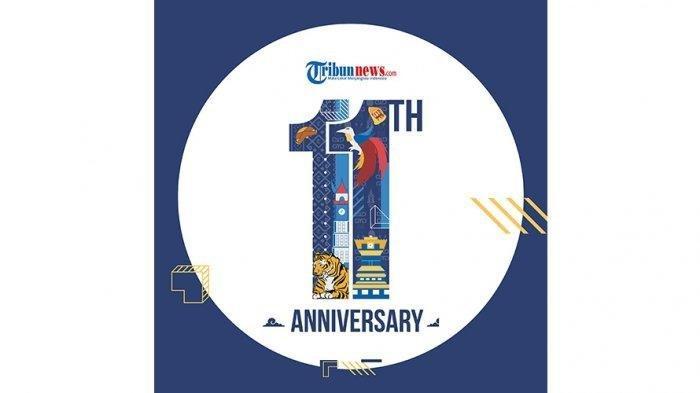 11 Tahun Tribunnews.com: Aku Lokal, Aku Bangga