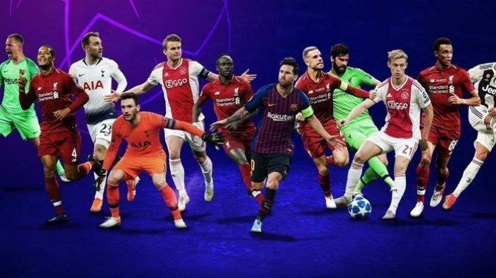 Cristiano Ronaldo dan Lionel Messi Masih Kandidat Peraih Penghargaan Liga Champions 2018-2019