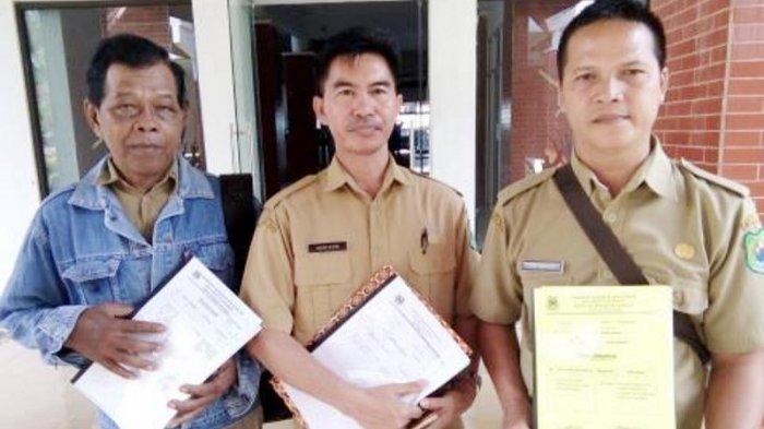 Dianggap Ingkar Janji, 3 Kades Melaporkan PT Gb ke Bupati Kapuas