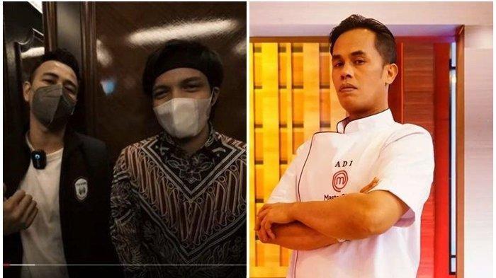 Hari Ini Pertemuan 3 Lord di Master Chef Indonesia, Lord Adi Bertemu Atta Halilintar & Raffi Ahmad