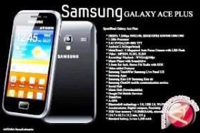 Ponsel Galaxy Ace versi sebelumnya, Galaxy Ace Plus