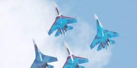 Jet Tempur Sukhoi Jatuh di Suriah Akibat Burung, Dua Pilot Rusia Diyakini Tewas