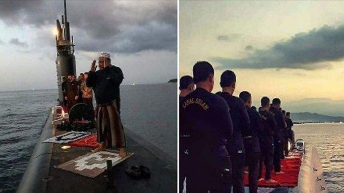 Kapal Selam KRI Nanggala-42 Terkubur Selamanya di Kawah Raksasa, Evakuasi Distop, Sisakan Misteri