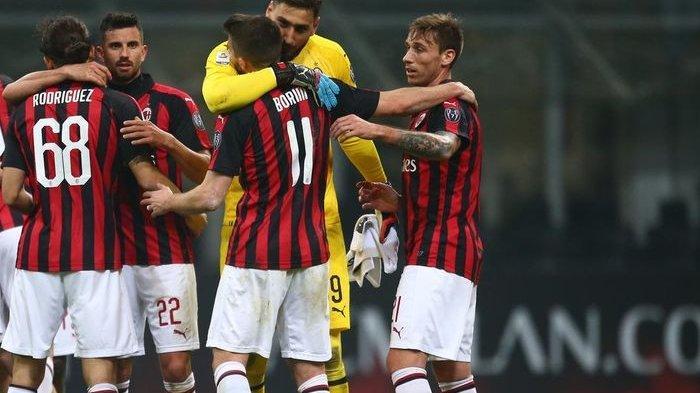 Ini Cuplikan Video 3 Gol dalam 19 Menit Laga AC Milan Kontra Empoli di Pekan Ke-25 Liga Italia