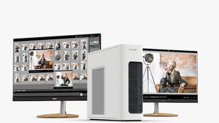 Laptop Terbaru Acer, Rahasia Kecanggihan Terungkap Pakai Prosesor dan Grafis Ini