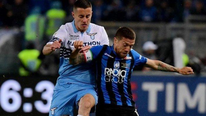 Dua Gol Tanpa Balas ke Atalanta, Antarkan Lazio Juara Coppa Italia Musim 2018-2019