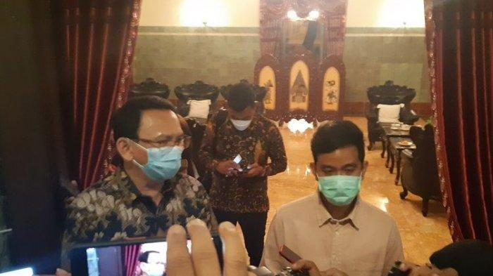 Malam-malam Ahok Temui Gibran di Loji Gandrung Solo, BTP Beri Sesuatu ke Putra Presiden Jokowi