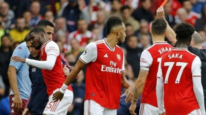 Arsenal Masuk ke Peringkat 4 Besar Pekan ke-6 Liga Inggris Usai Tekuk Tamunya Aston Villa 3-2